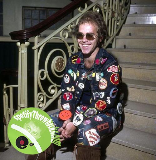 Elton John - SpotifyThrowbacks.com
