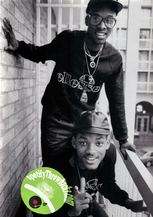 Jazzy Jeff & The Fresh Prince - SpotifyThrowbacks.com