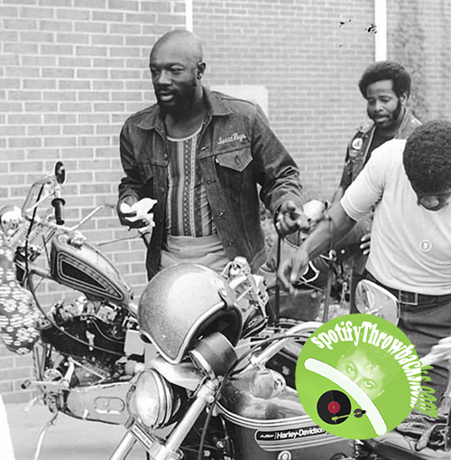 The late Isaac Hayes - SpotifyThrowbacks.com