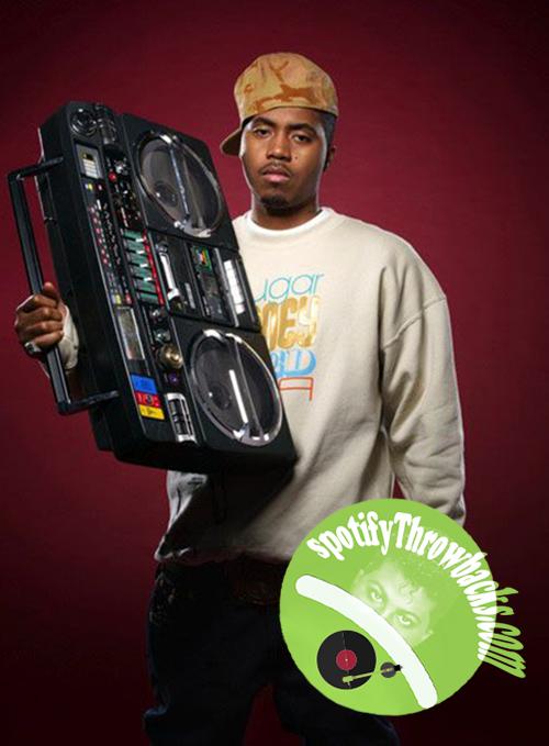 Naz - SpotifyThrowbacks.com