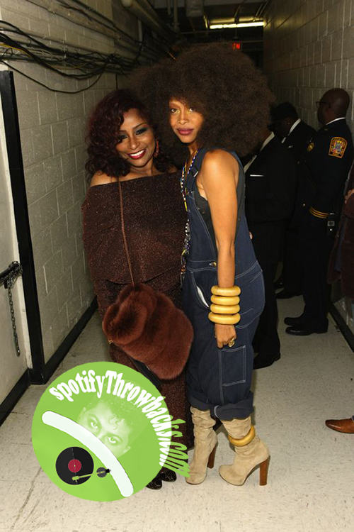 Chaka Khan & Erykah Badu - SpotifyThrowbacks.com