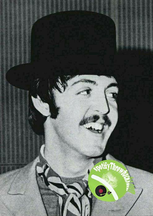 Paul McCartney - SpotifyThrowbacks.com