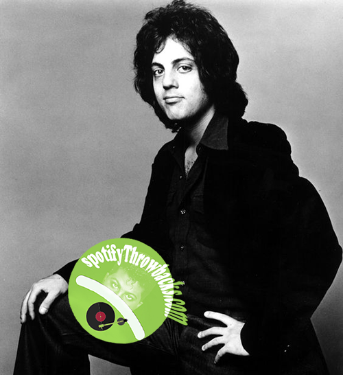 Legendary Billy Joel - SpotifyThrowbacks.com