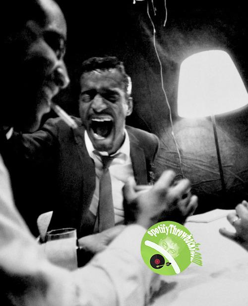 Sammy Davis Jr. - SpotifyThrowbacks.com