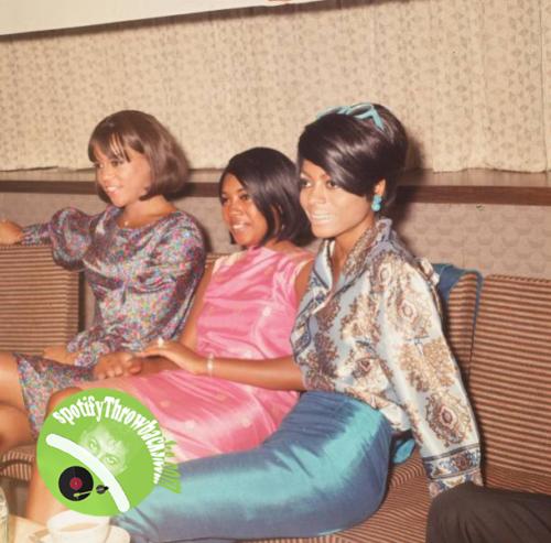 The Supremes - SpotifyThrowbacks.com
