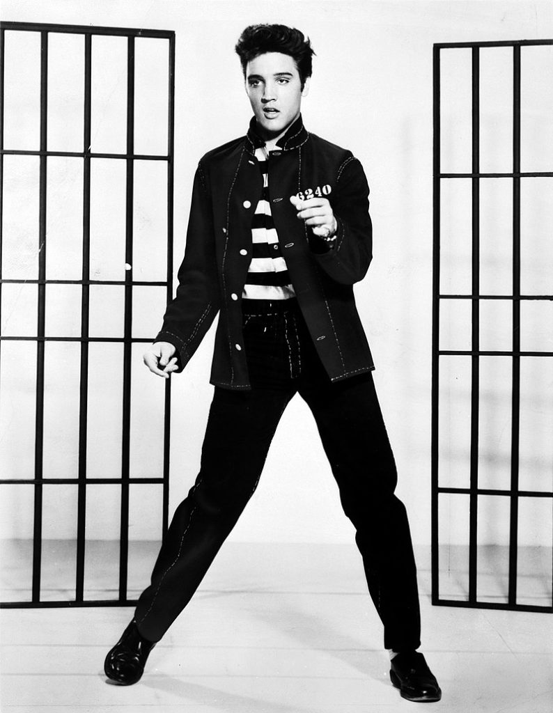 Elvis Presely - SpotifyThrowbacks.com