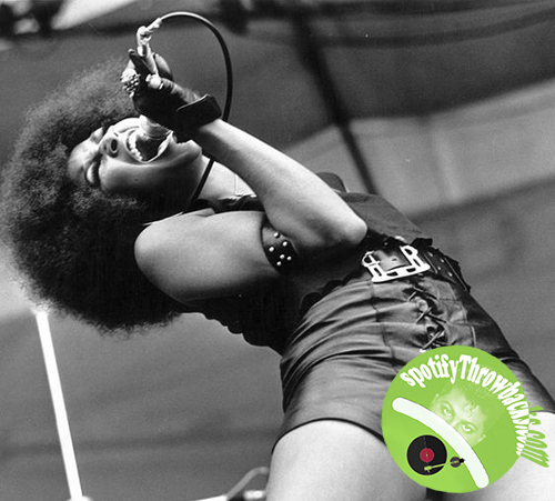 Betty Davis - SpotifyThrowbacks.com