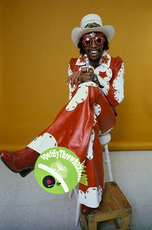 Bootsy Collins - SpotifyThrowbacks.com