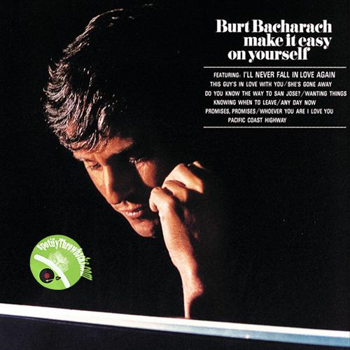 Burt Bacharach - SpotifyThrowbacks.com