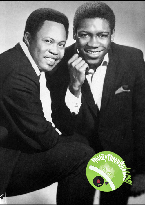The legendary Sam & Dave - SpotifyThrowbacks.com