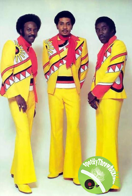 The O'Jays - SpotifyThrowbacks.com
