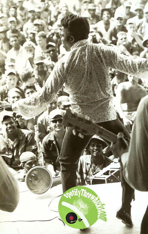James Brown - SpotifyThrowbacks.com