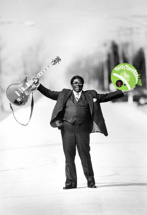 B.B. King - SpotifyThrowbacks.com