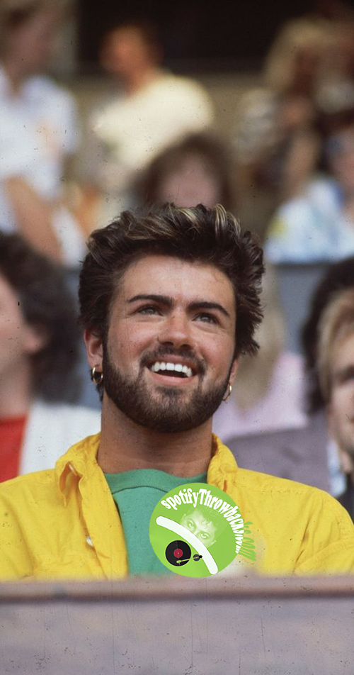 The late George Michael - SpotifyThrowbacks.com
