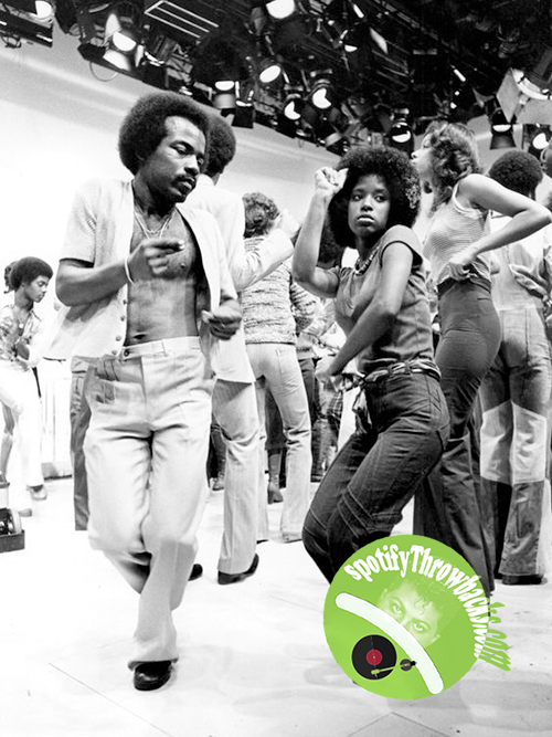 Soul Train - SpotifyThrowbacks.com