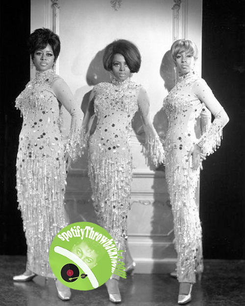 The Supremes - SpotifyThrowbacks.com