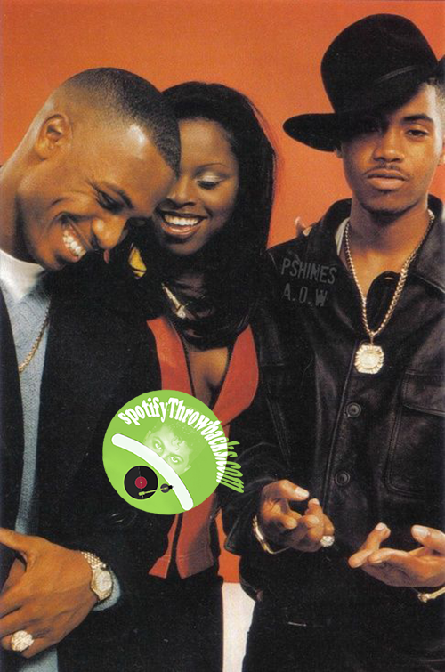 AZ, Foxy Brown, & NAS - SpotifyThrowbacks.com