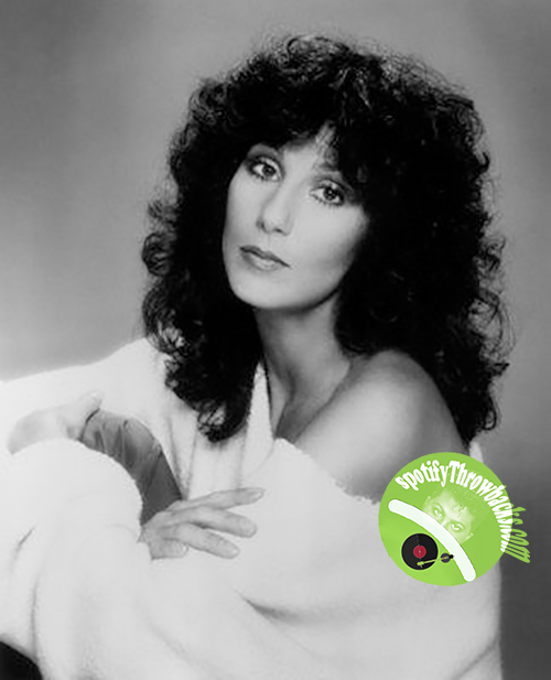 Cher - SpotifyThrowbacks.com