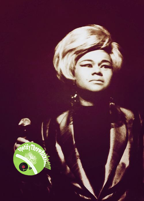 Etta James - SpotifyThrowbacks.com