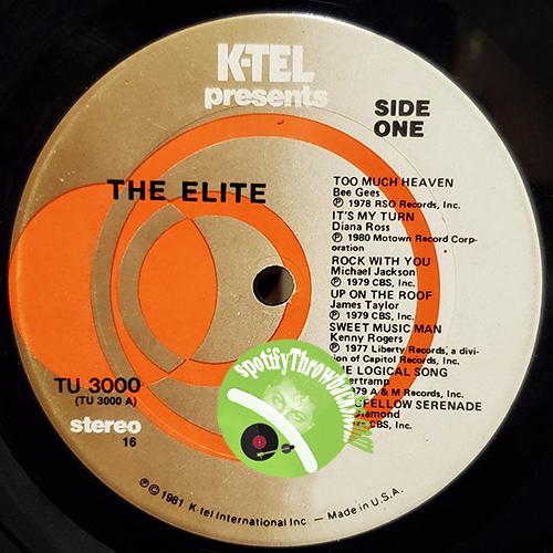 K-TEL Records - SpotifyThrowbacks.com