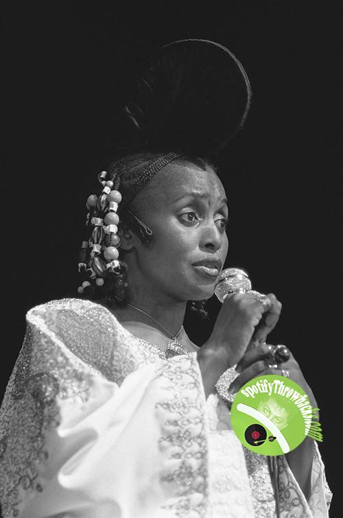 Mama Africa aka Miriam Makeba - SpotifyThrowbacks.com