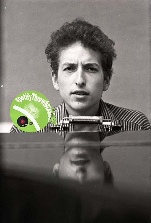 Bob Dylan - SpotifyThrowbacks.com