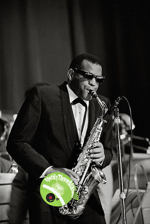 Ray Charles - Spotifythrowbacks.com
