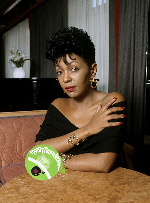 Anita Baker - SpotifyThrowbacks.com