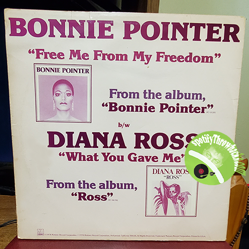 Bonnie Pointer - SpotifyThrowbacks.com