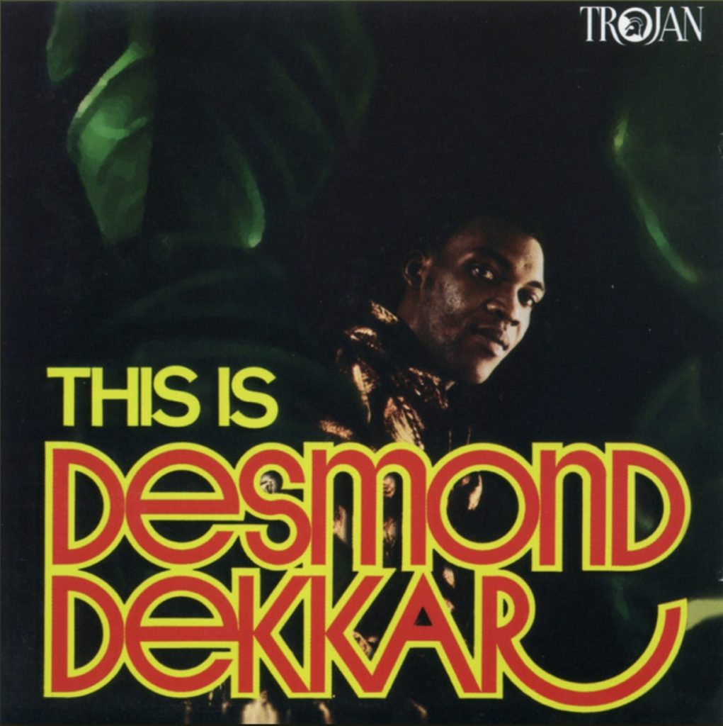 Desmond Dekkar - SpotifyThrowbacks.com