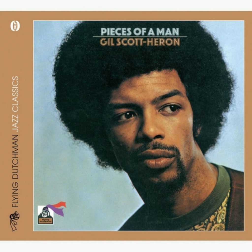 Gil Scott-Heron - SpotifyThrowbacks.com