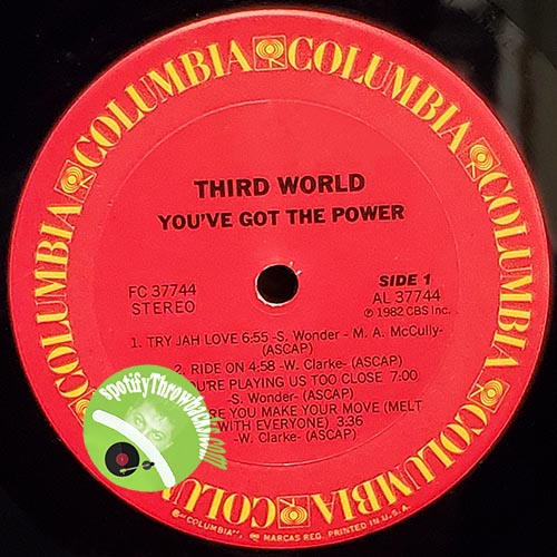 Third World - SpotifyThrowbacks.com