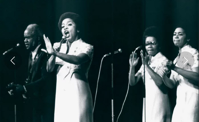 Staple Singers - SpotifyThrowbacks.com