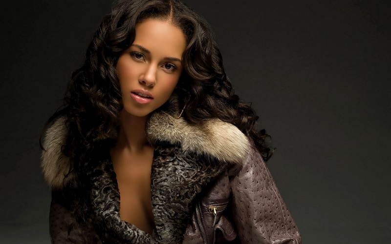 Alicia Keys - SpotifyThrowbacks  #Spotify #Google #Twitter #Facebook
