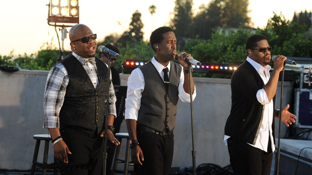 Boyz II Men - SpotifyThrowbacks.com   Classic music, Oldies, soul music, black soul, best male groups, the 90s