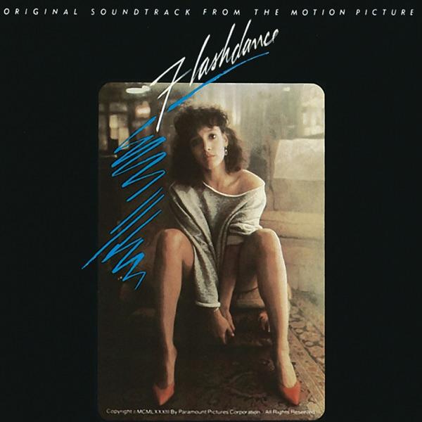 Flashdance (1983) Spotify spotifythrowbacks.com