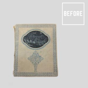 rare book restoration