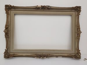 repairing damaged picture frames