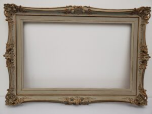 restoring wood damaged picture frames
