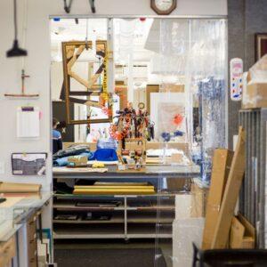 colorado art restoration lakewood facility