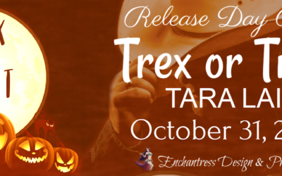 Sexy Halloween Surprise! Trex or Treat Now Available!