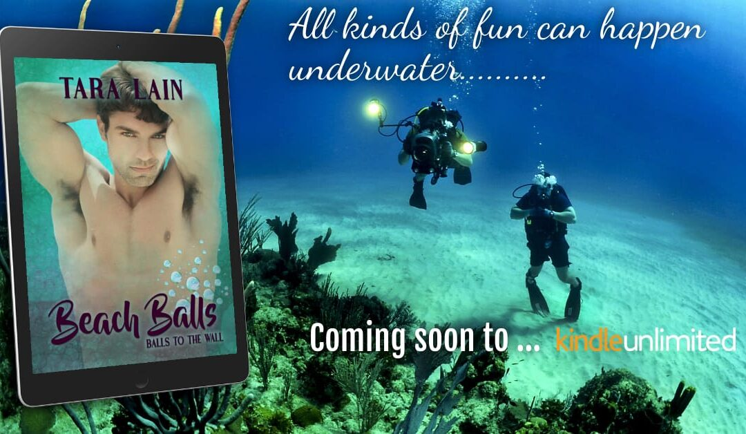 Have Some Fun Underwater! BEACH BALLS from Tara Lain is on Preorder!