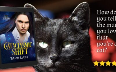 Released! CATACLYSMIC SHIFT! Countdown Deal! SPELL CAT