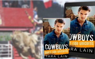 Cowboys Don't Do Unicorns Re-released—A Red Bustier and a Whole Lot of Bull!