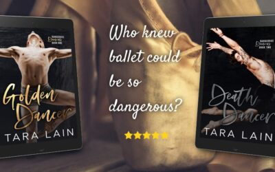 COVER REVEAL! Tara Lain's GOLDEN DANCER and DEATH DANCER!