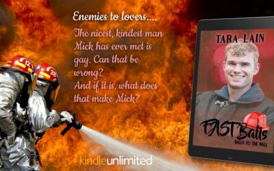 Firefighters in Love—Tara Lain's FAST Balls is Back and in #KU!