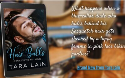 Hair Balls — A brand new book I wrote by accident!