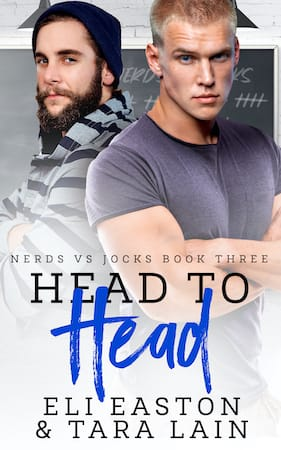 Head to Head by Eli Easton and Tara Lain (small)
