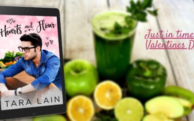 Hearts and Flour Re-released! Enemies-to-Lovers, Cross-Dressing, RomCom Craziness