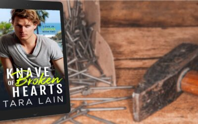 KNAVE OF BROKEN HEARTS by Tara Lain Re-released! Taking Opposites-Attract to a New Level!
